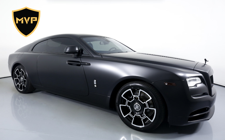 Used 2017 ROLLS ROYCE WRAITH for sale $1,099 at MVP Miami in Miami FL