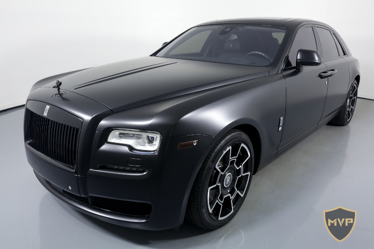 2015 ROLLS ROYCE GHOST for sale $1,099 at MVP Miami in Miami FL 33142 4