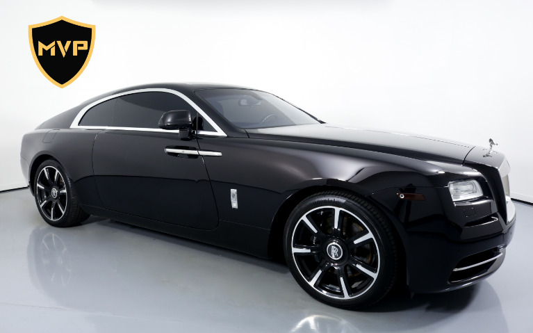 Used 2016 ROLLS ROYCE WRAITH for sale $1,399 at MVP Miami in Miami FL