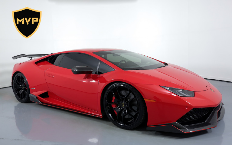 Used 2015 LAMBORGHINI HURACAN for sale $1,299 at MVP Miami in Miami FL