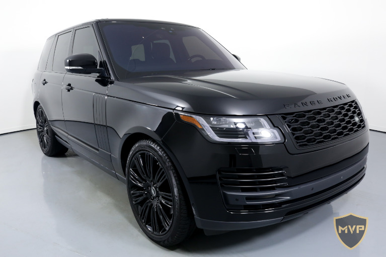 2019 LAND ROVER RANGE ROVER for sale $549 at MVP Miami in Miami FL 33142 2