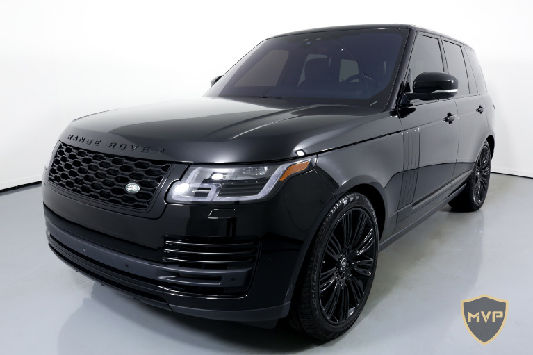 2019 LAND ROVER RANGE ROVER for sale $549 at MVP Miami in Miami FL 33142 4