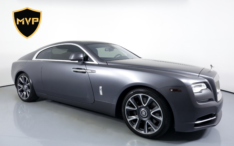 Used 2017 ROLLS ROYCE WRAITH for sale $1,399 at MVP Miami in Miami FL