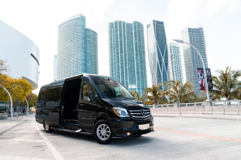 Used 2017 MERCEDES-BENZ SPRINTER for sale Call for price at MVP Miami in Miami FL