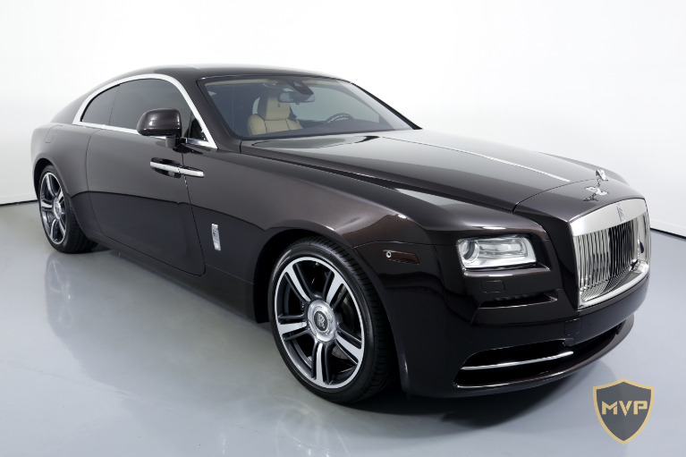 2016 ROLLS ROYCE WRAITH for sale $1,399 at MVP Miami in Miami FL 33142 2