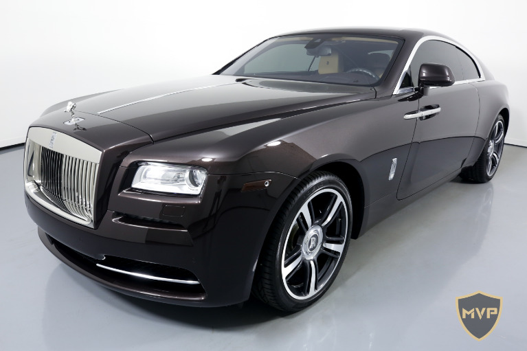 2016 ROLLS ROYCE WRAITH for sale $1,399 at MVP Miami in Miami FL 33142 4