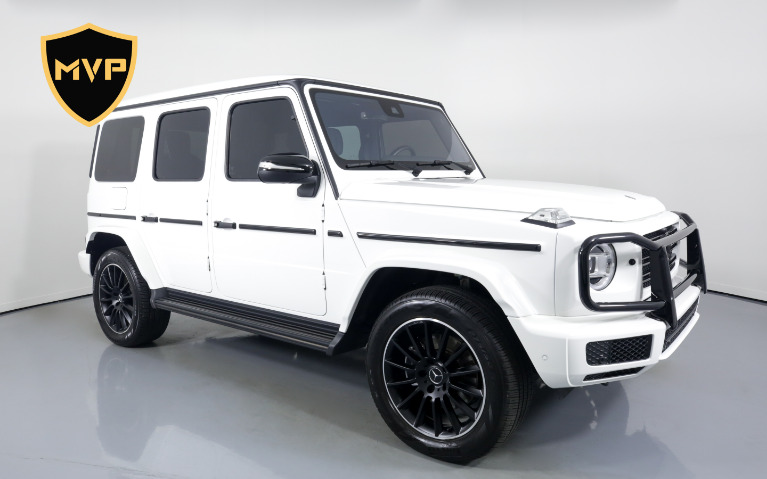 Used 2019 MERCEDES-BENZ G550 for sale $749 at MVP Miami in Miami FL