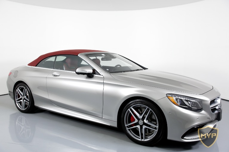 2017 Mercedes-Benz S63 AMG for sale $645 at MVP Miami in Miami FL 33142 2