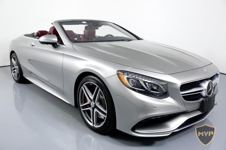 2017 Mercedes-Benz S63 AMG for sale $645 at MVP Miami in Miami FL 33142 3
