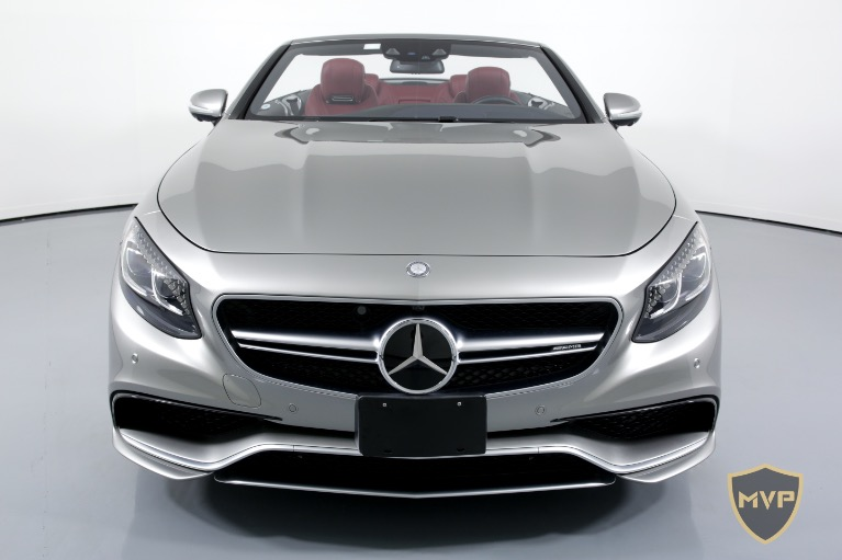 2017 MERCEDES-BENZ S63 AMG for sale $645 at MVP Miami in Miami FL 33142 4