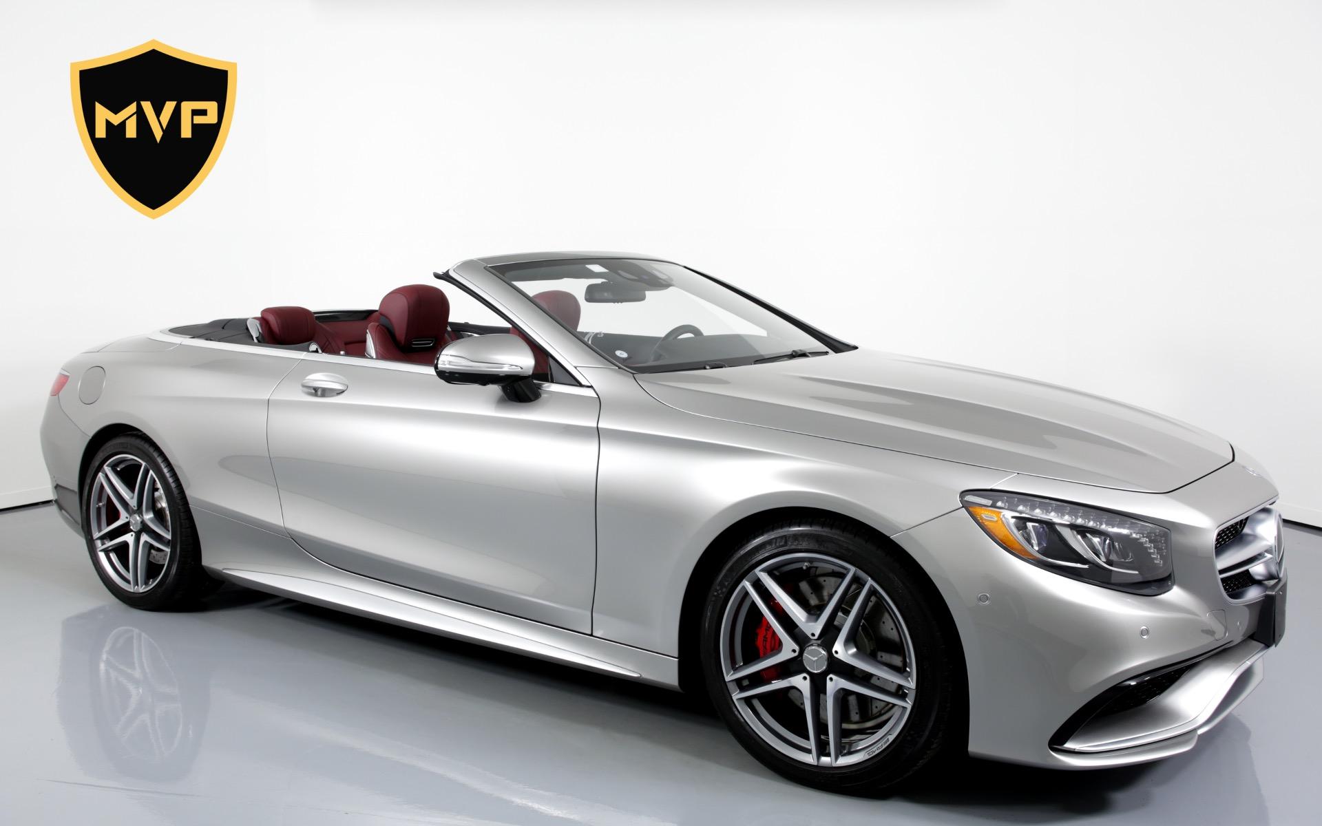 2017 Mercedes-Benz S63 AMG for sale $645 at MVP Miami in Miami FL 33142 1