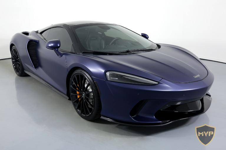 2020 MCLAREN GT for sale Sold at MVP Miami in Miami FL 33142 2