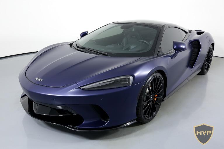 2020 MCLAREN GT for sale Sold at MVP Miami in Miami FL 33142 4