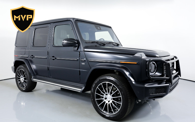 Used 2020 MERCEDES-BENZ G550 for sale $849 at MVP Miami in Miami FL