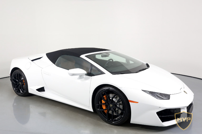 2019 LAMBORGHINI HURACAN for sale $1,199 at MVP Miami in Miami FL 33142 2
