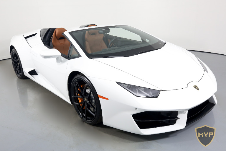 2019 LAMBORGHINI HURACAN for sale $1,199 at MVP Miami in Miami FL 33142 3