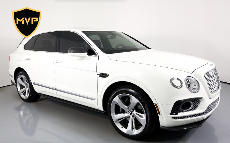 Used 2018 BENTLEY BENTAYGA for sale $999 at MVP Miami in Miami FL