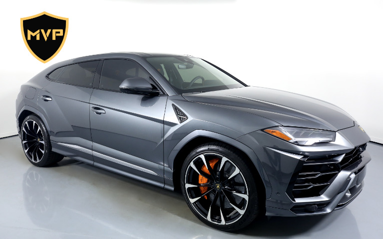 Used 2019 LAMBORGHINI URUS for sale $1,699 at MVP Miami in Miami FL