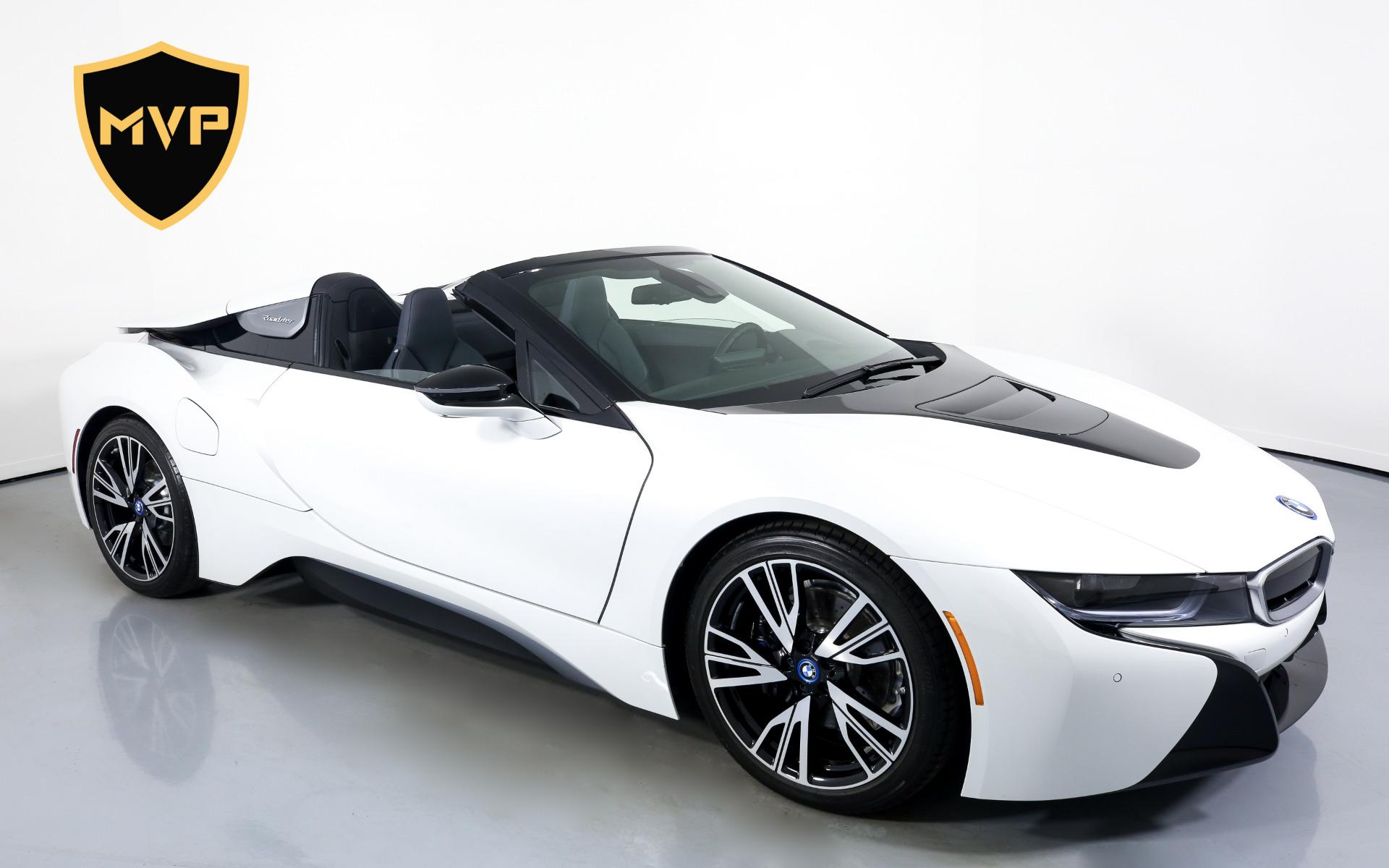 2019 BMW I8 for sale $849 at MVP Miami in Miami FL 33142 1