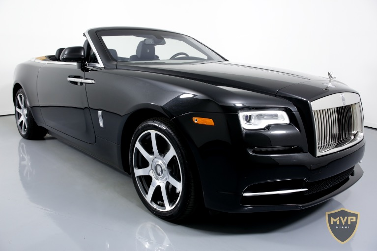 2016 ROLLS ROYCE DAWN for sale $1,299 at MVP Miami in Miami FL 33142 3