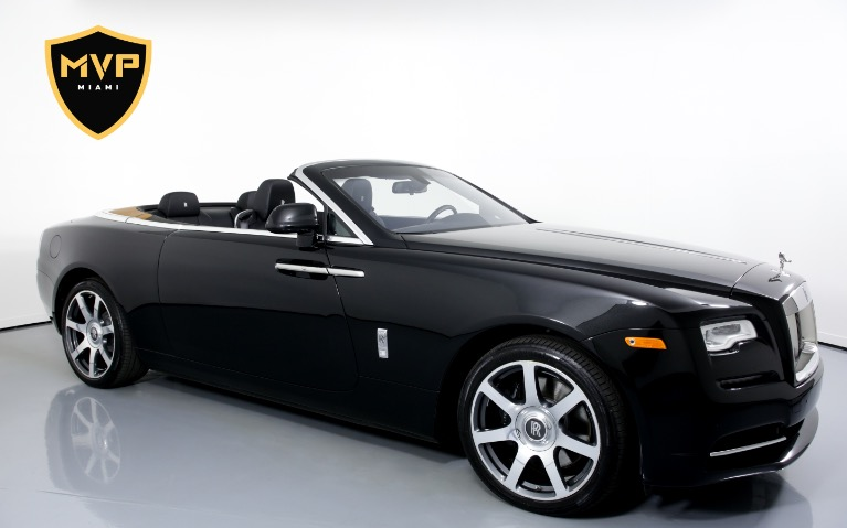 2016 ROLLS ROYCE DAWN for sale $1,299 at MVP Miami in Miami FL 33142 1