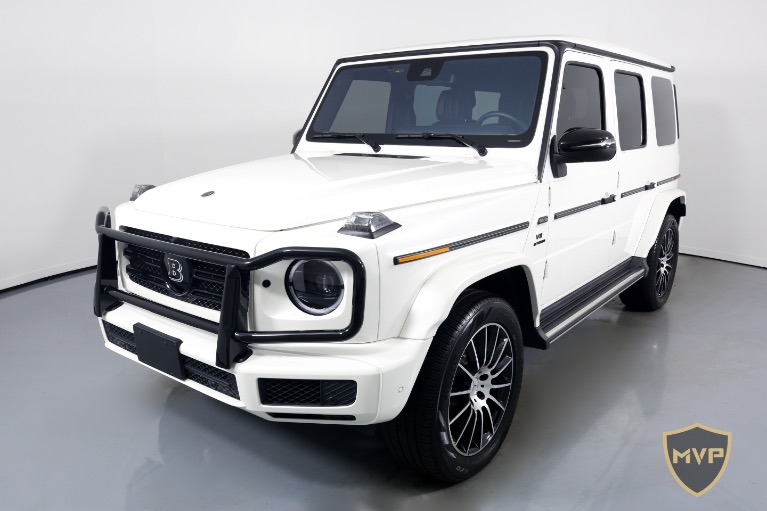 2019 Mercedes-Benz G550 for sale $849 at MVP Miami in Miami FL 33142 4