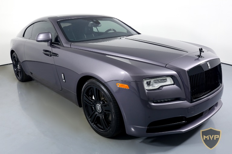 2017 ROLLS ROYCE Wraith for sale $1,399 at MVP Miami in Miami FL 33142 2