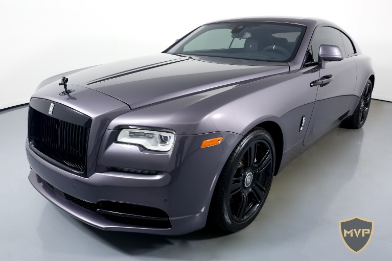 2017 ROLLS ROYCE Wraith for sale $1,399 at MVP Miami in Miami FL 33142 4