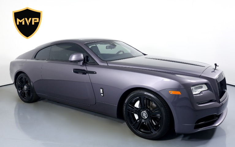 2017 ROLLS ROYCE Wraith for sale $1,399 at MVP Miami in Miami FL 33142 1