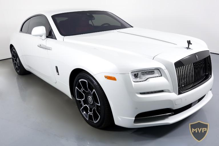 2018 ROLLS ROYCE Wraith for sale $1,399 at MVP Miami in Miami FL 33142 2