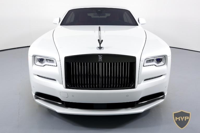 2018 ROLLS ROYCE Wraith for sale $1,399 at MVP Miami in Miami FL 33142 3