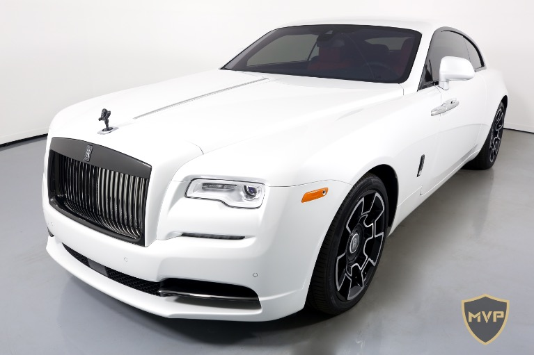 2018 ROLLS ROYCE Wraith for sale $1,399 at MVP Miami in Miami FL 33142 4