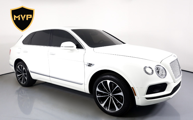 Used 2018 BENTLEY BENTAYGA for sale $1,199 at MVP Miami in Miami FL