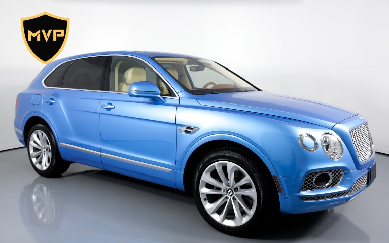 Used 2017 BENTLEY BENTAYGA for sale $1,199 at MVP Miami in Miami FL