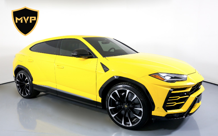 Used 2020 LAMBORGHINI URUS for sale $1,699 at MVP Miami in Miami FL