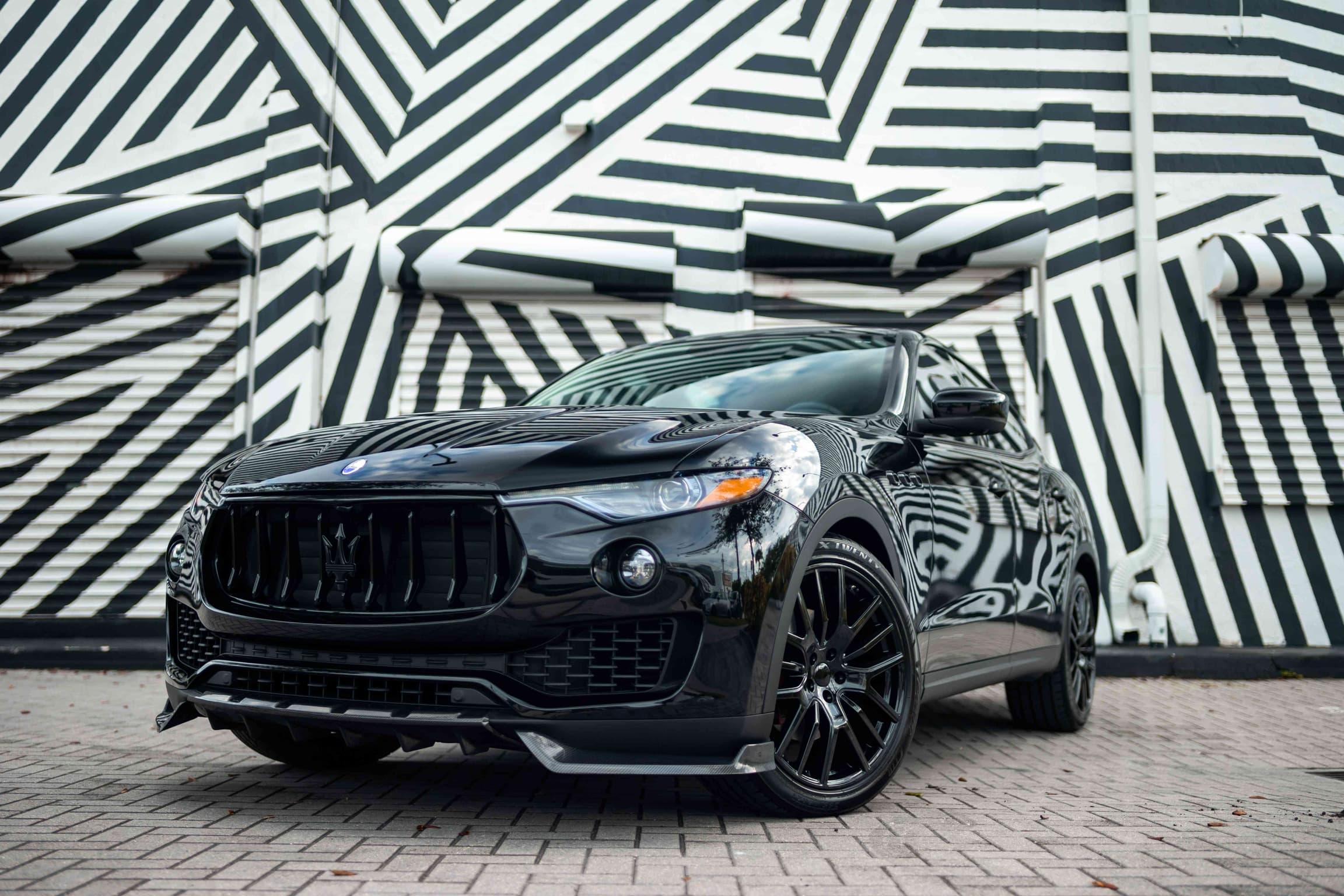 2017 Maserati Levante   Miami, FL