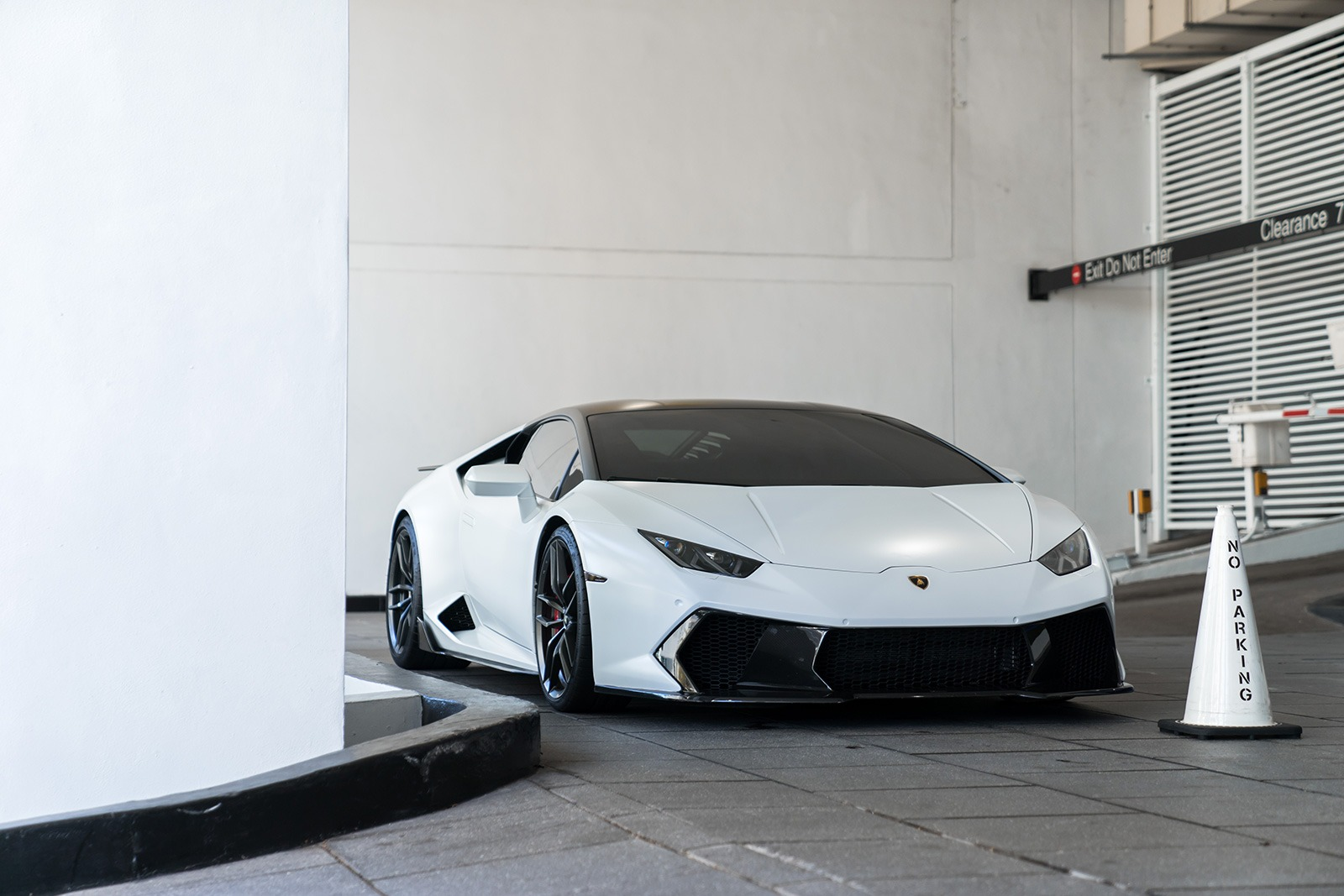 2017 Lamborghini Huracan Vorsteiner   Miami, FL