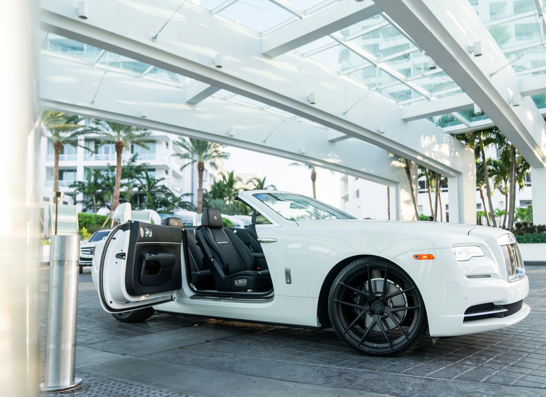 2018 Rolls Royce Dawn   ,