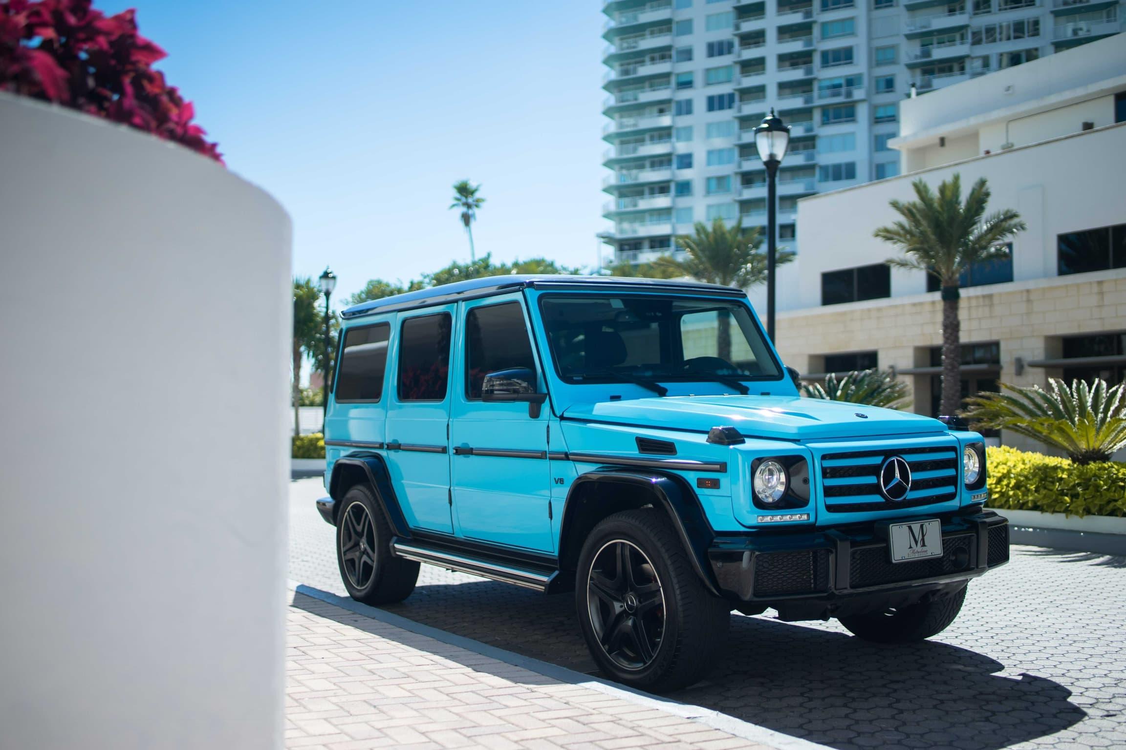 2018 Mercedes-Benz G550   ,