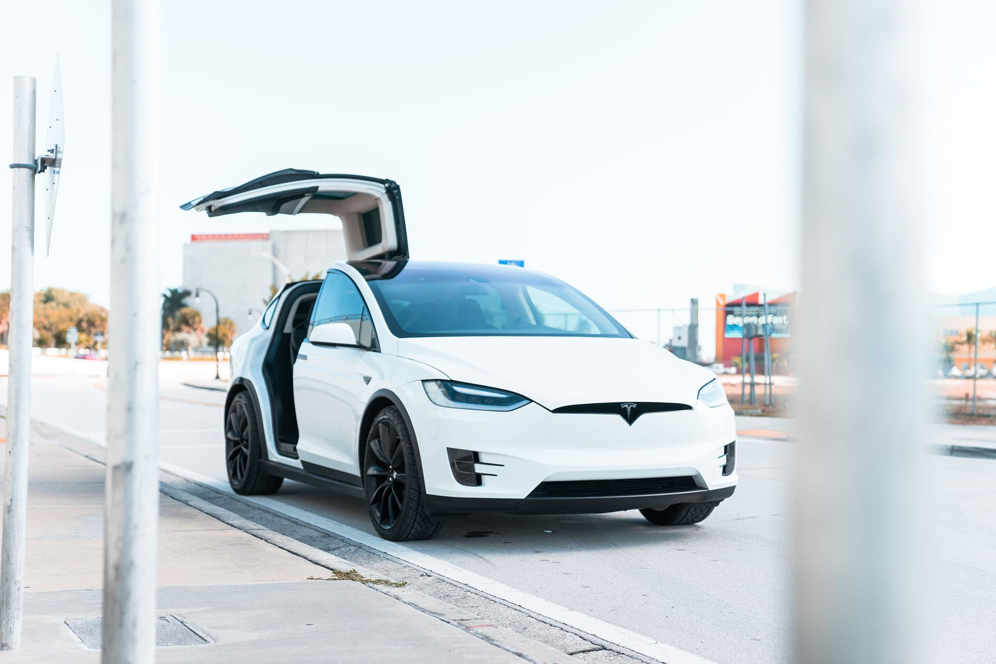 2017 Tesla Model X   Miami, FL