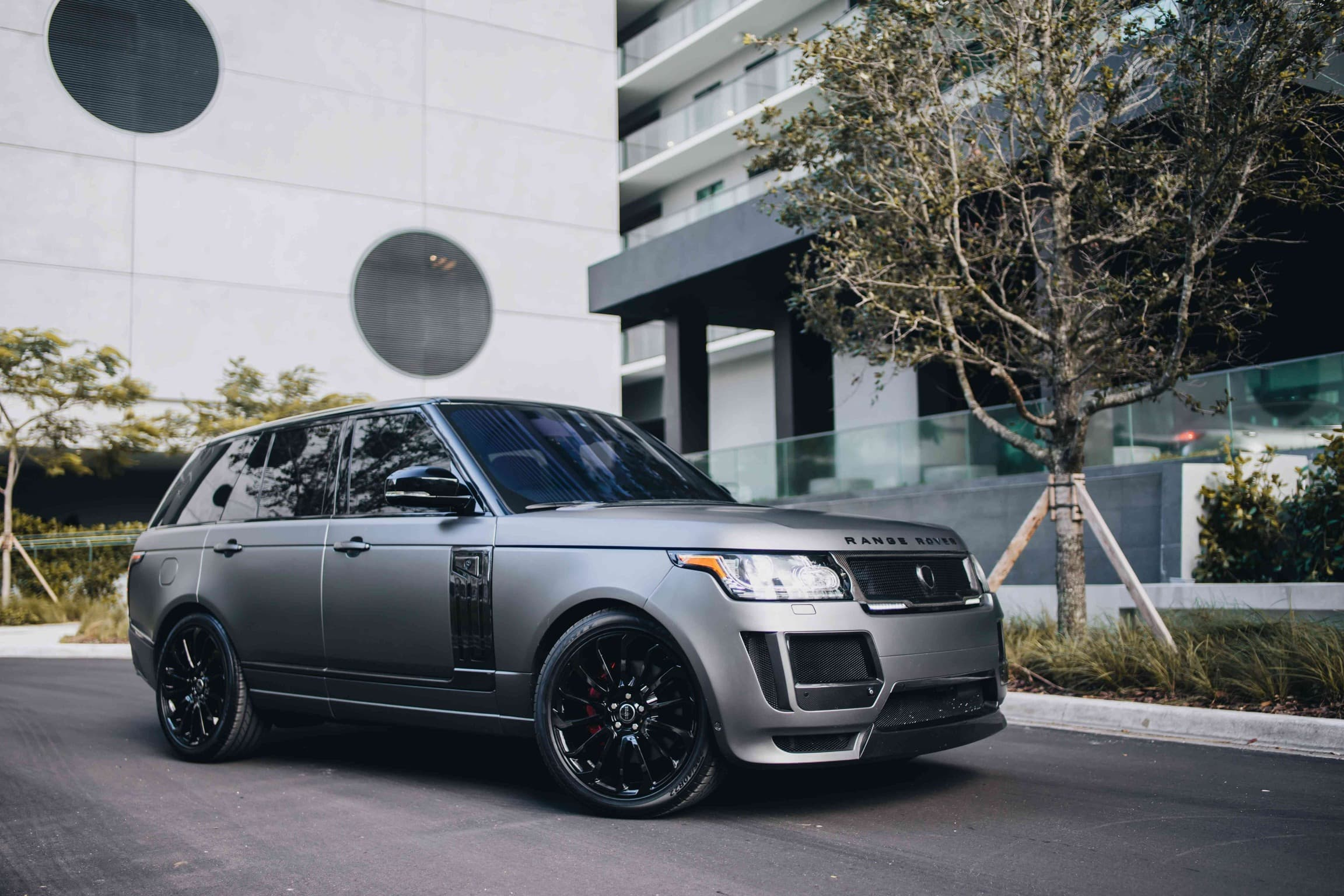 2017 Range Rover Autobiography Vorsteiner   Miami, FL