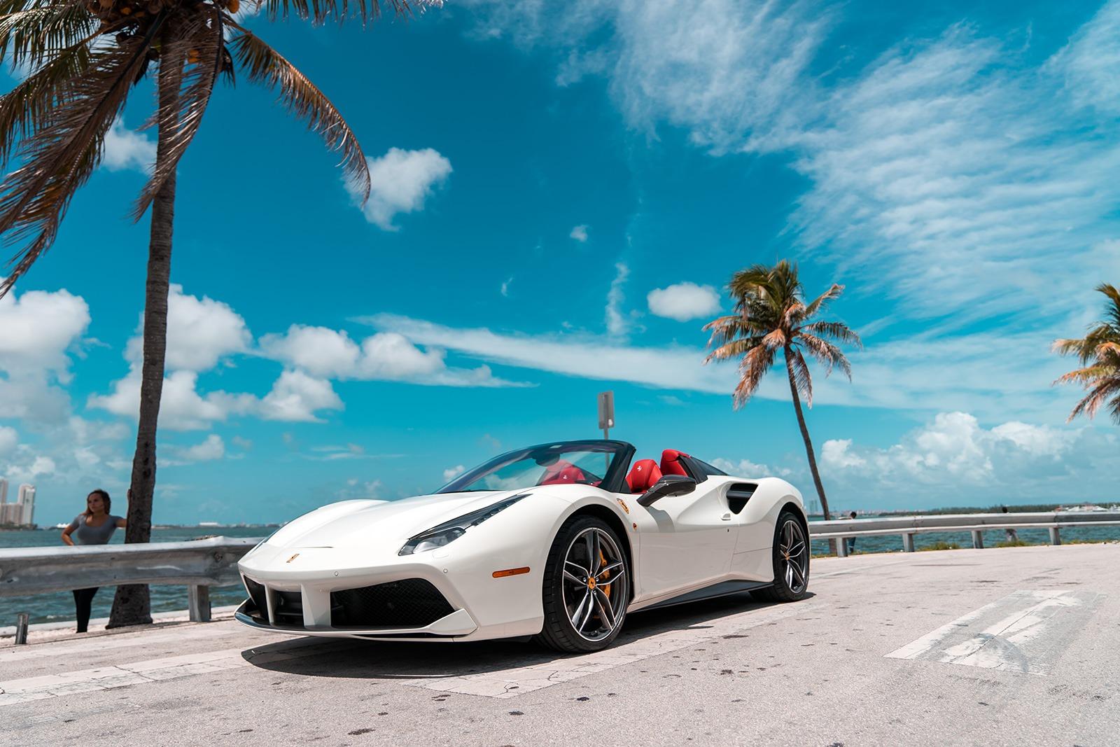 2018 Ferrari 488 Spider   Miami, FL