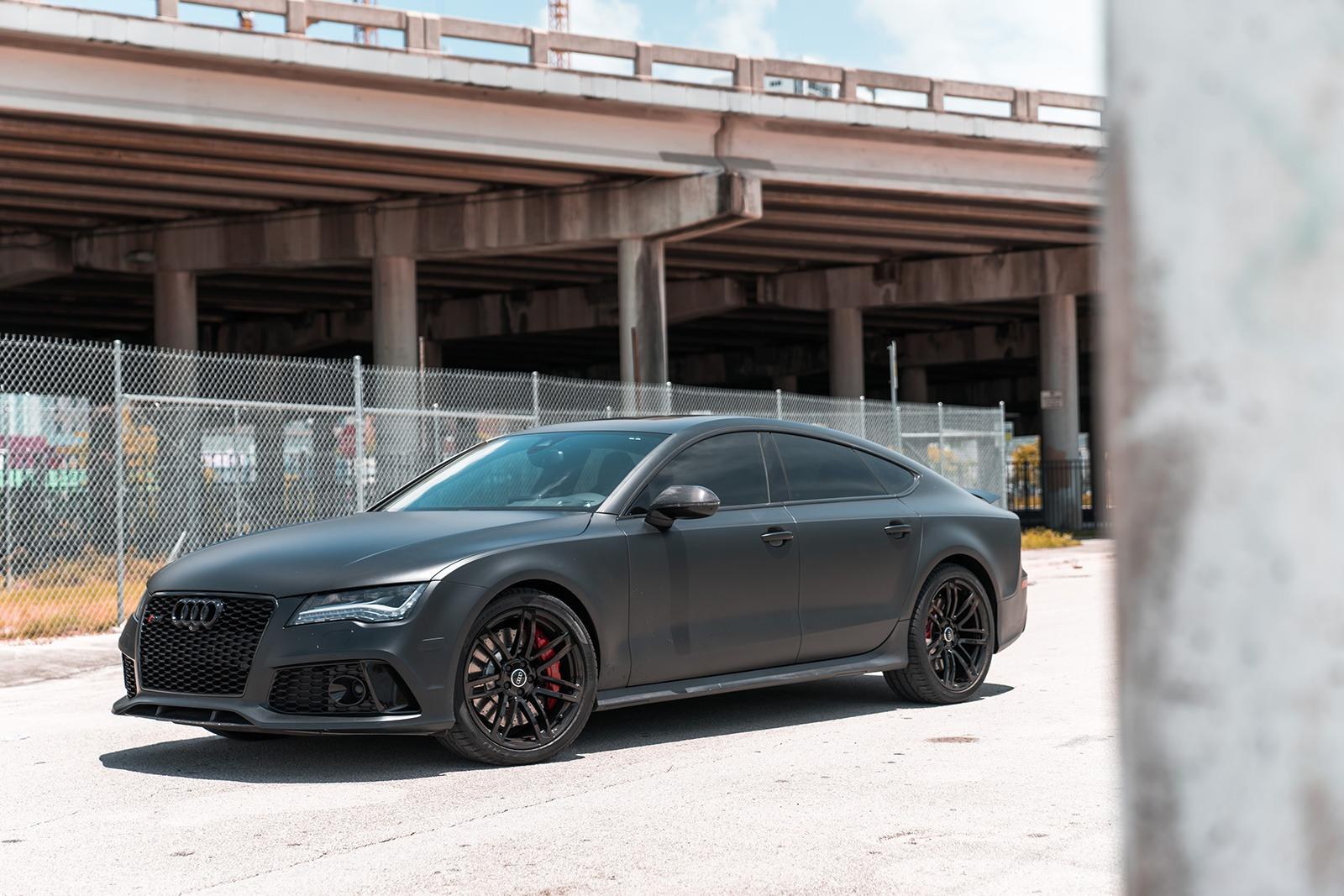 2016 Audi RS7   ,