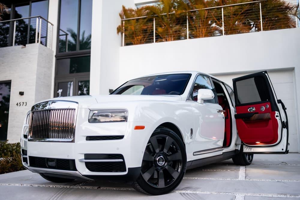 2019 Rolls Royce Cullinan   Miami, FL