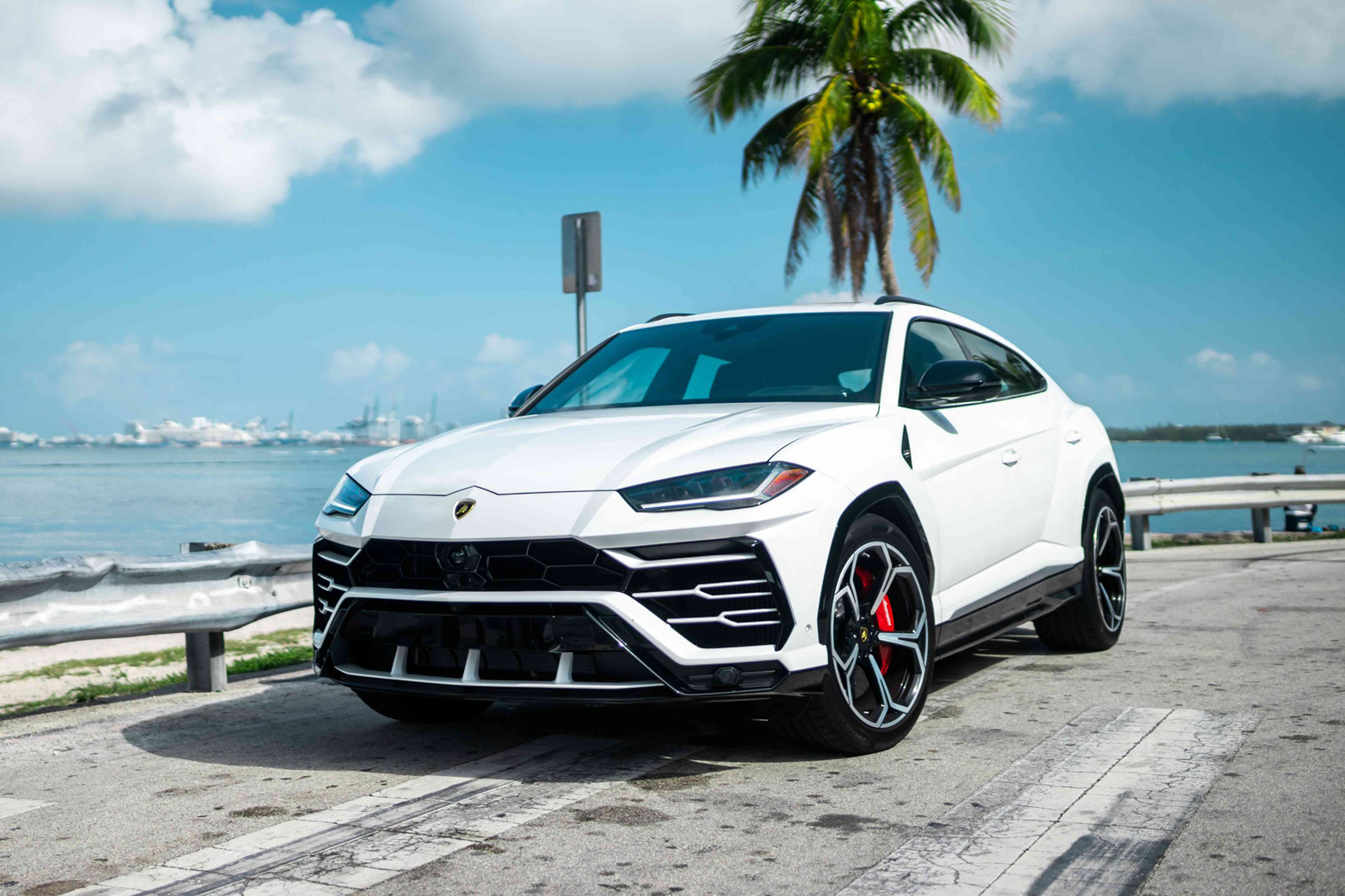 2019 Lamborghini Urus   Miami, FL
