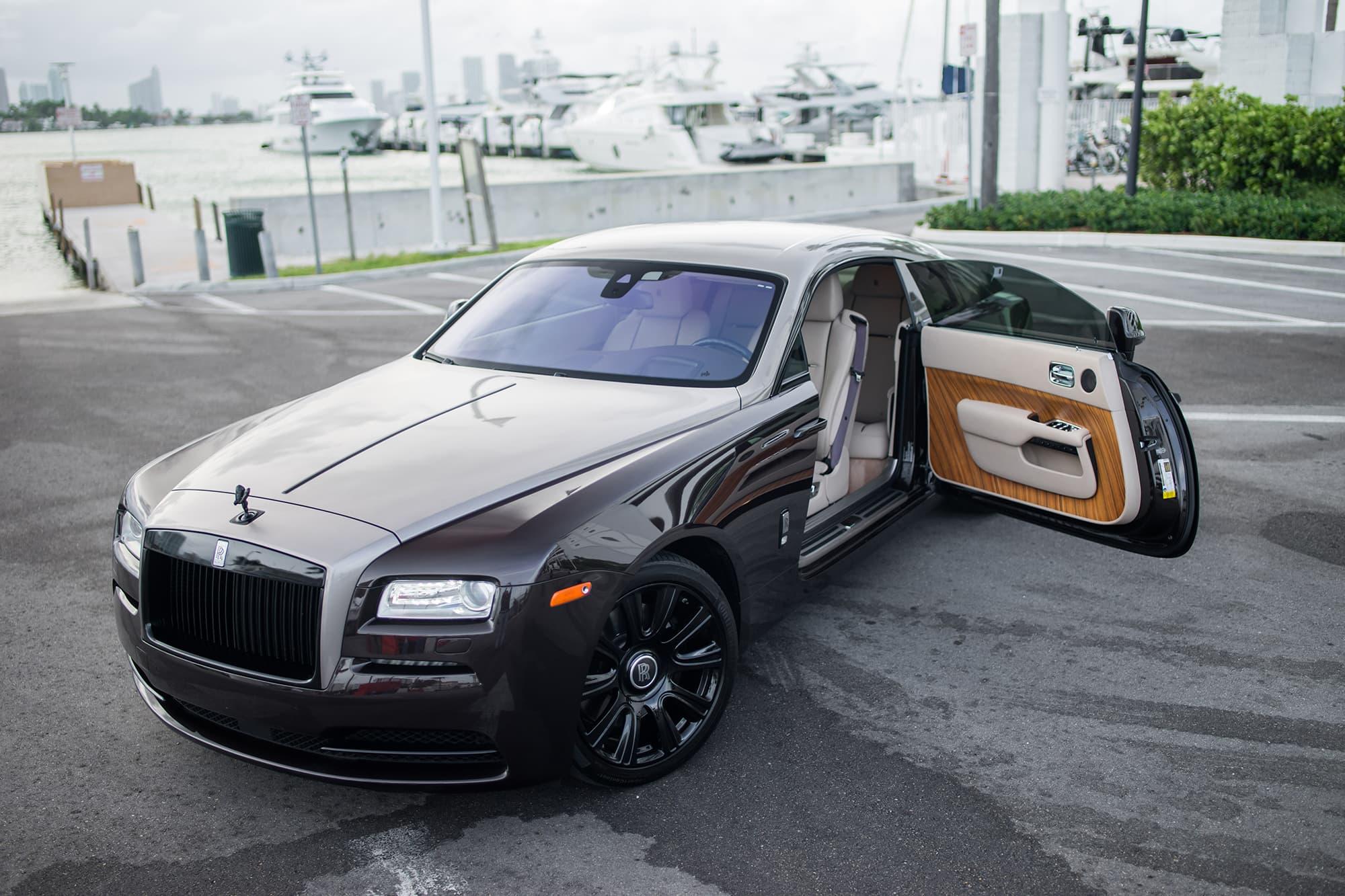 2018 Rolls Royce Wraith   Miami, FL