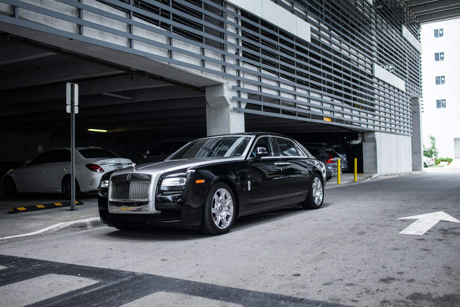 2015 Rolls Royce Ghost EWB   ,