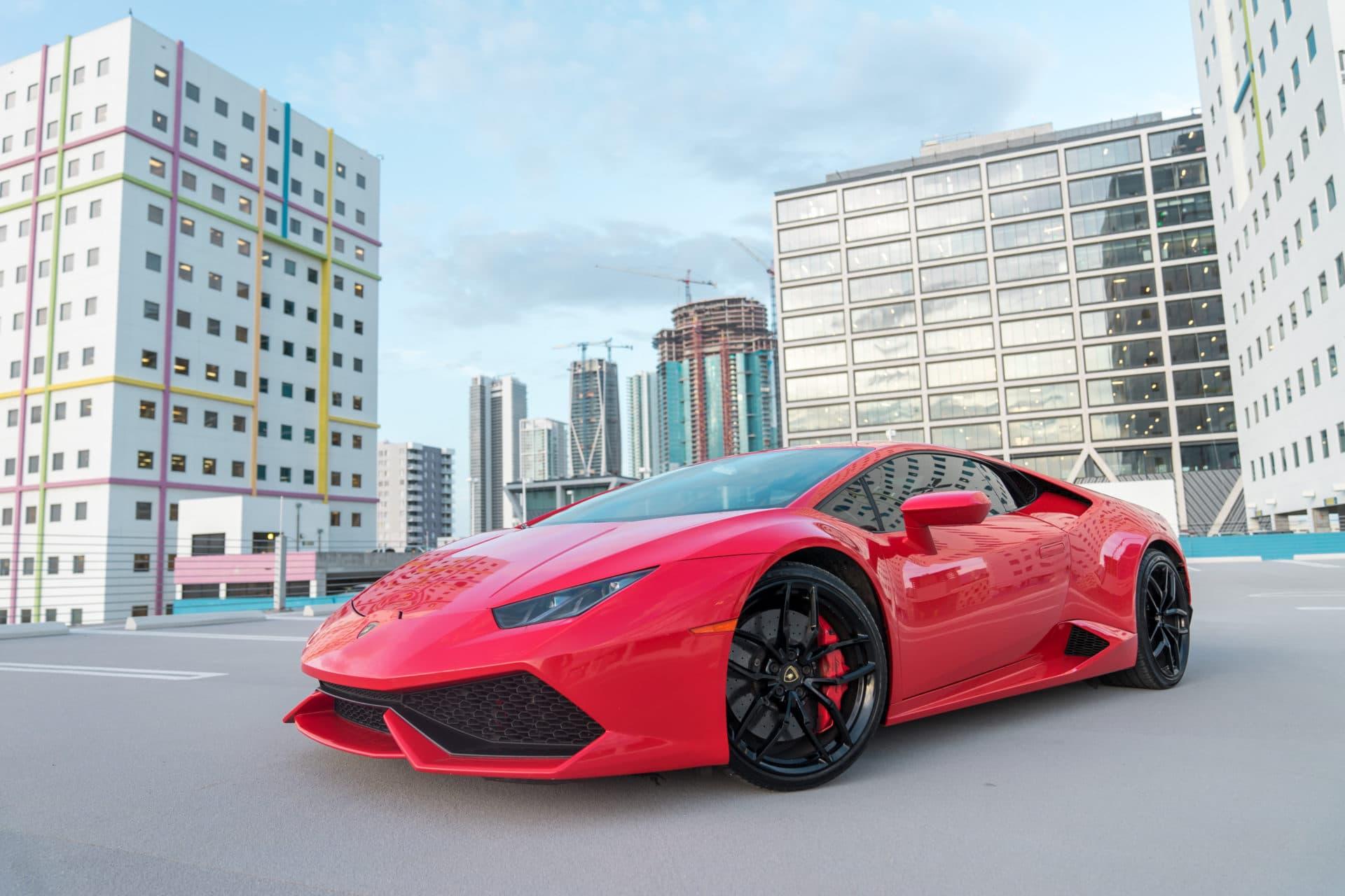 2016 Lamborghini Huracan Coupe   ,