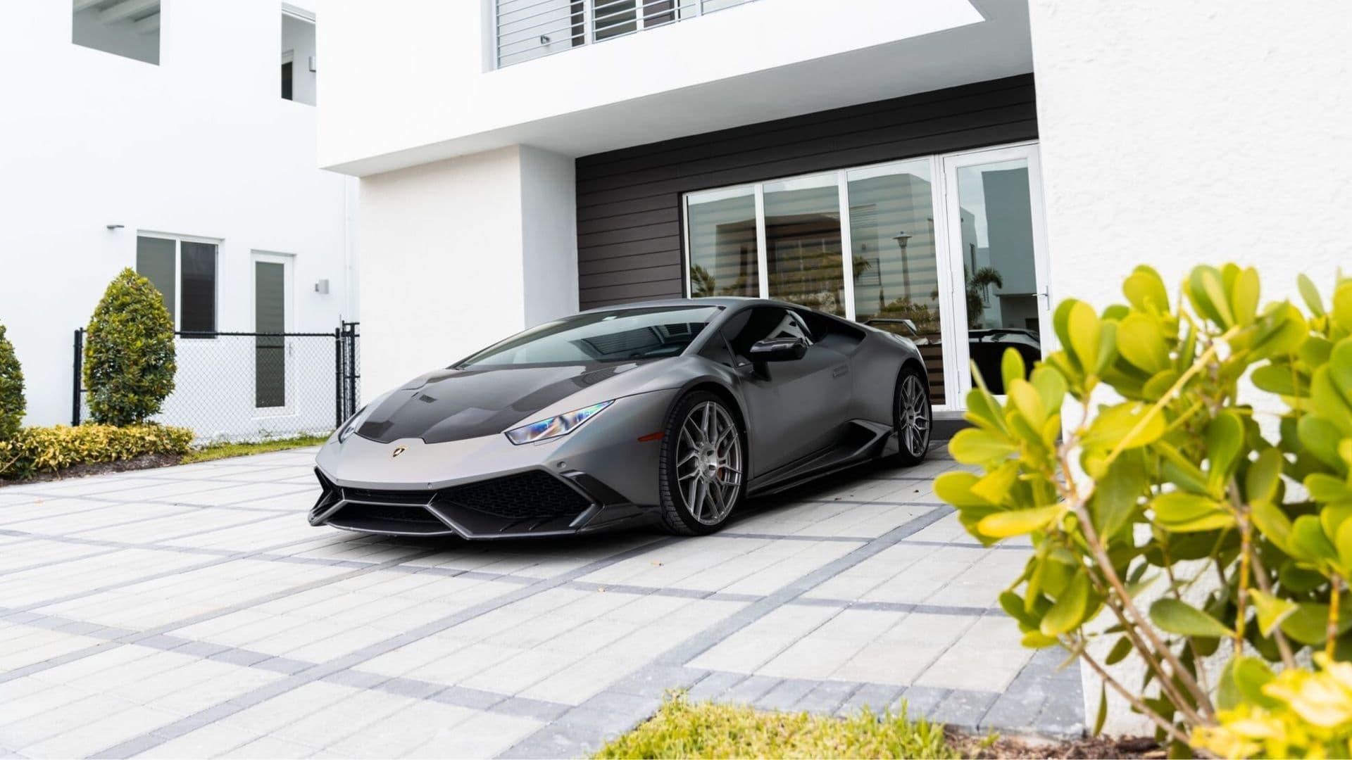 2016 Lamborghini Huracan Mansory Coupe   Miami, FL