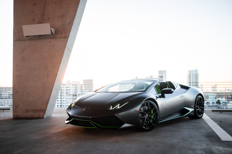 2017 Lamborghini Huracan Spider   ,